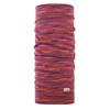 P.A.C. Merino Wool Multifunktionstuch - Foulard - orange/violet